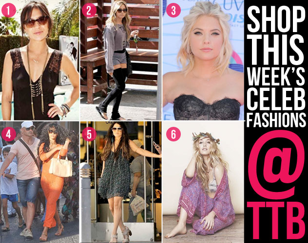 Celeb style guide the trend boutique the official blog of the trend boutique Celebrity style fashion boutique