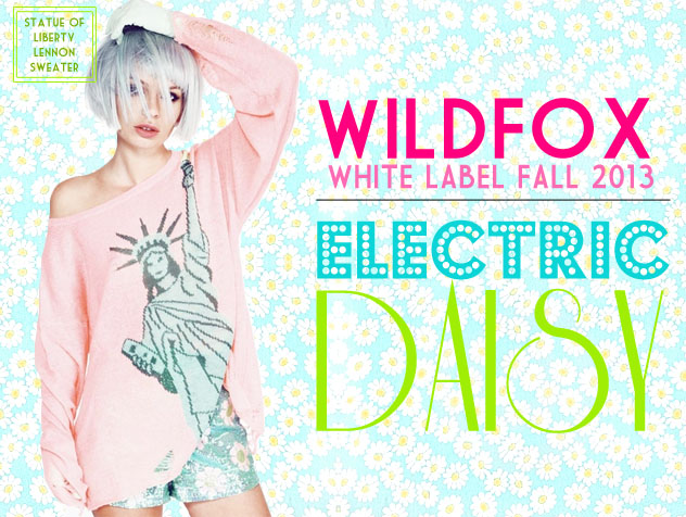 8_26blogpost_Wildfox_ElectricDaisy_Title